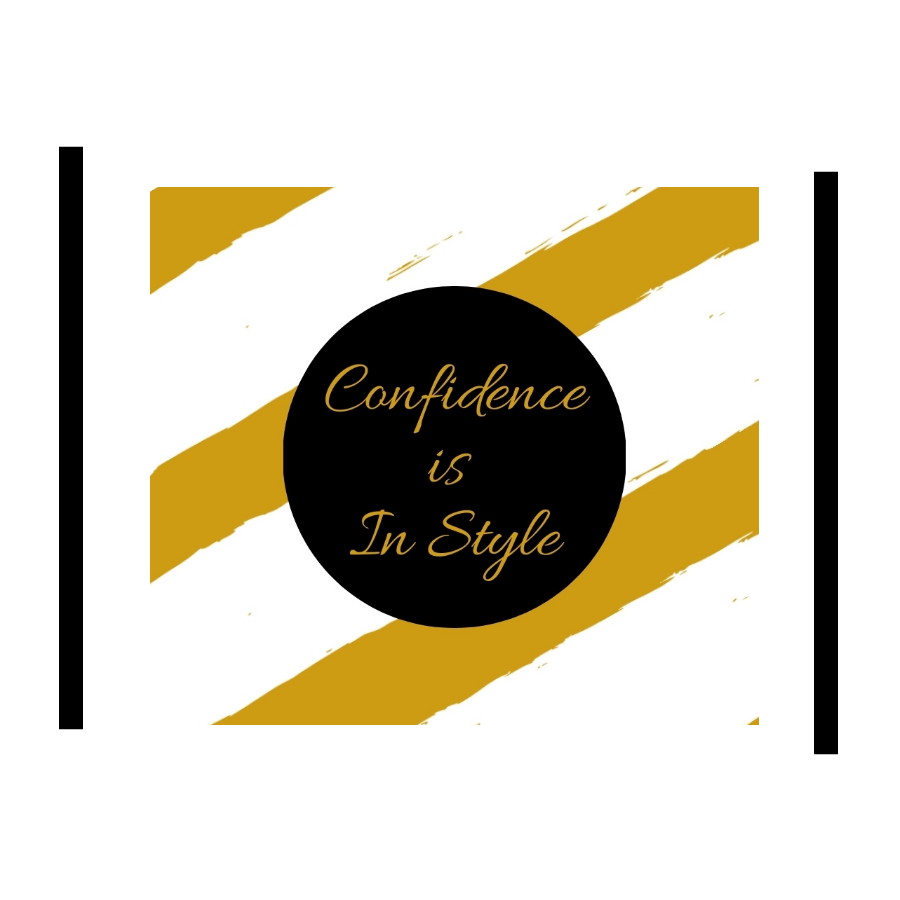 Confidence is in Style - By Keisha Rodriguez