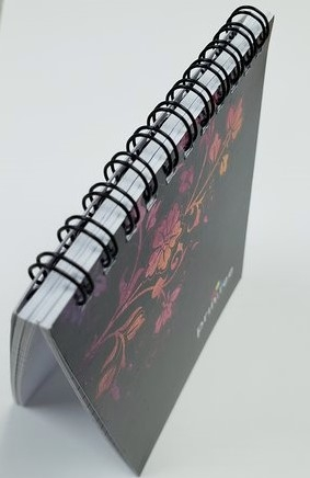 "Notepads 4"" x 6"" (RingWire bound)"