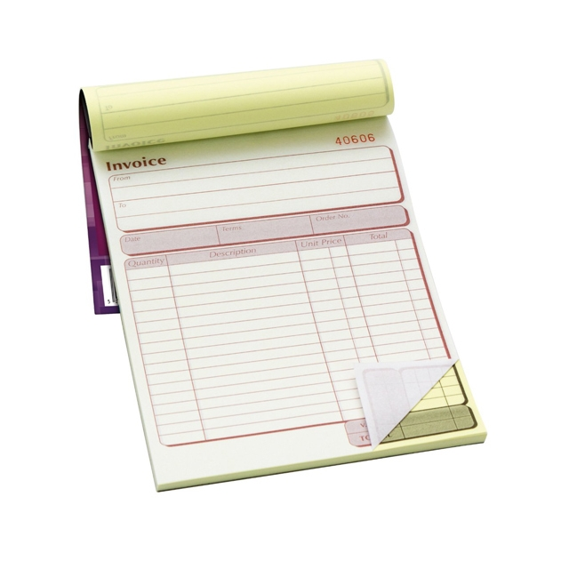 Invoice / Receipt Books